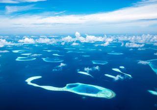 A ascensão do mar nas Maldivas: a preparação