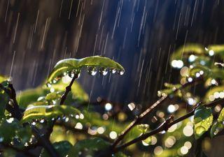 A chuva pode ajudar a identificar planetas potencialmente habitáveis