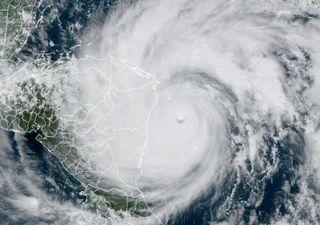 A histórica temporada de furacões de 2020 no Atlântico Norte