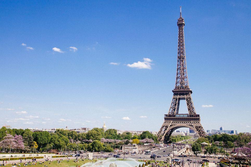 Il pourrait faire encore jusqu'à 36-37°C à Paris ce samedi.