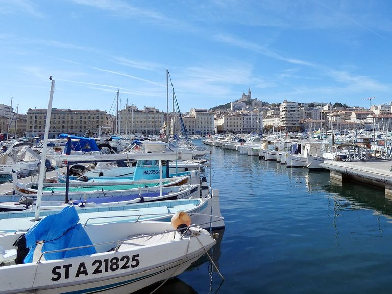 beau temps Marseille