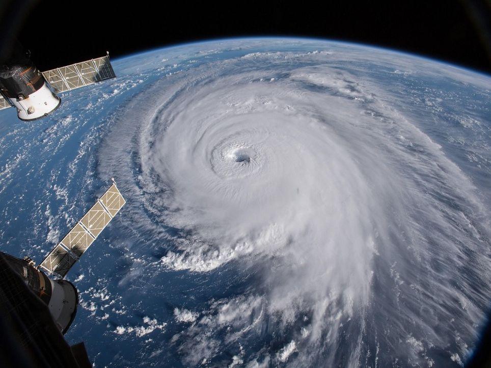 La temporada de ciclones tropicales en México va de mayo a noviembre.