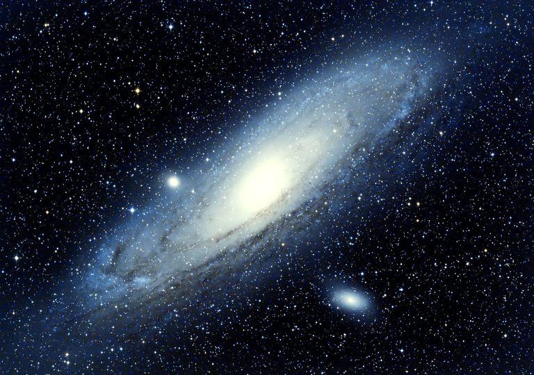 universo; via láctea; galáxia; temperatura
