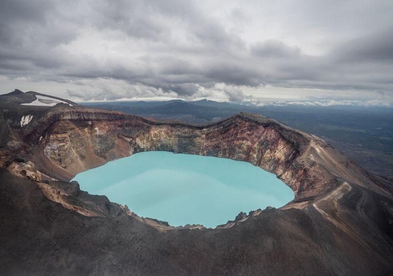 Vulcão Islândia