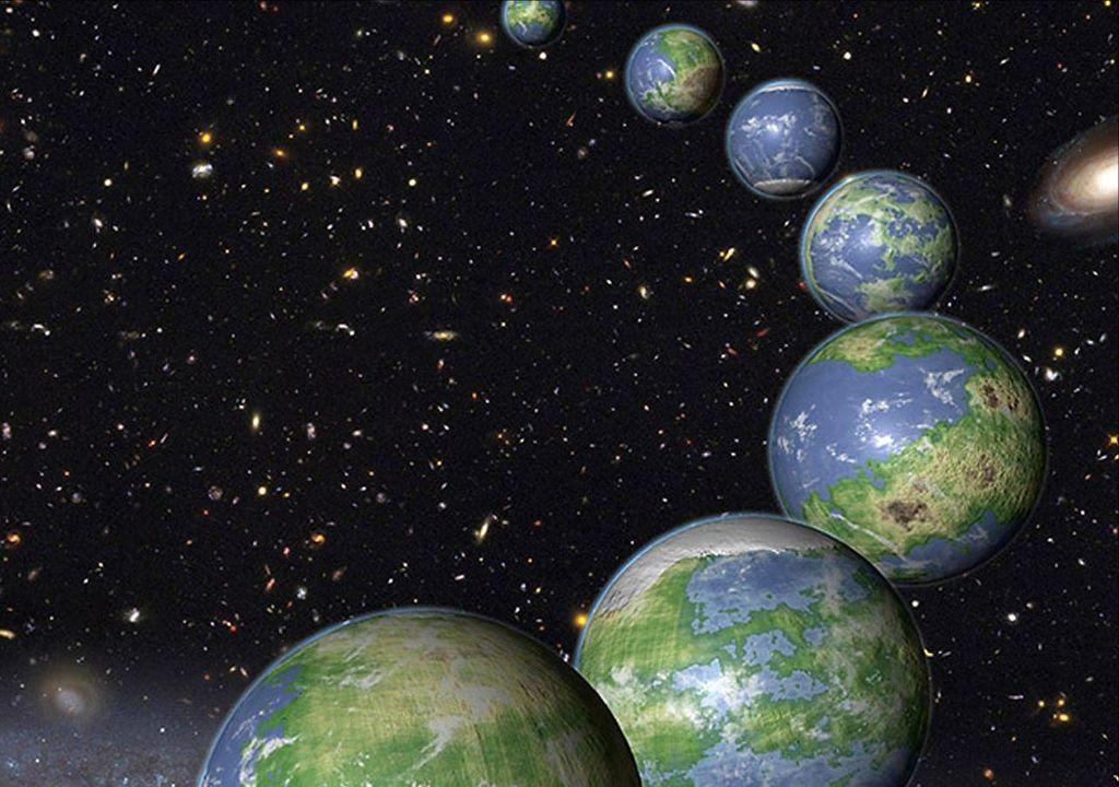 Vía láctea y nuevos planetas