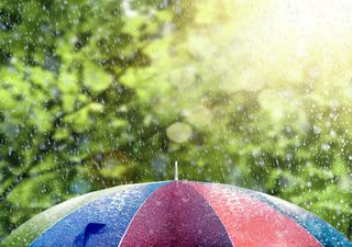 A week of bright spells and thunderstorms as temperatures tumble