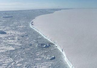Si è sciolto l'enorme iceberg A68: ecco la sua storia