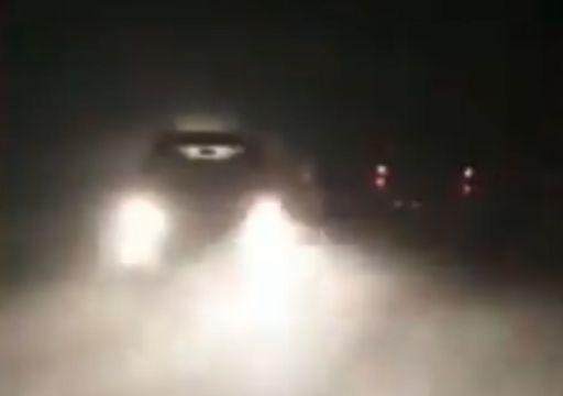 Abbondanti nevicate in Romania, una selezione di video