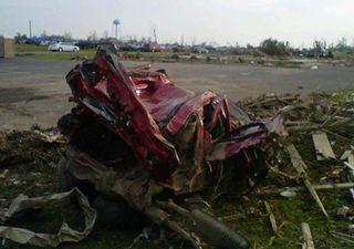 Avril 2011 : un nombre record de tornades aux États-Unis !