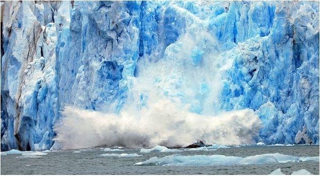 Aceleración En La Pérdida Del Hielo De Groenlandia