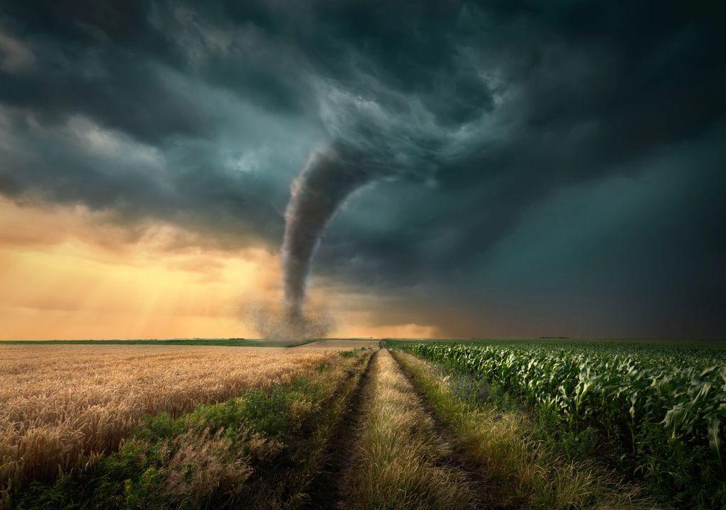 Tornado Unwetter