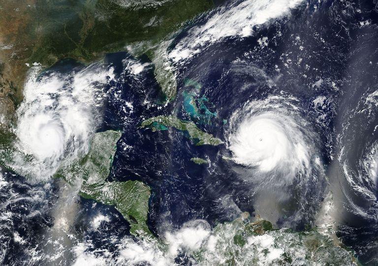 Activa temporada de ciclones tropicales en el Atlántico