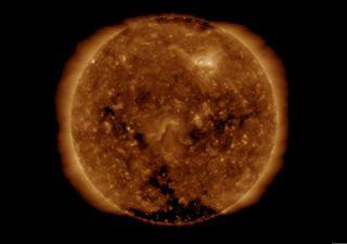 Actual mínimo en la actividad solar no llevaría a nueva edad de hielo