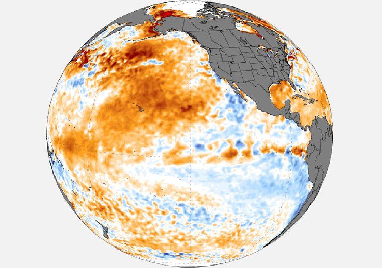 Continúan temperaturas dentro de lo normal en el Pacífico ecuatorial