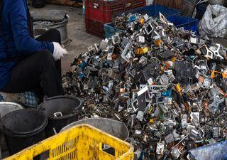 ¿A dónde irá a parar mi basura electrónica?