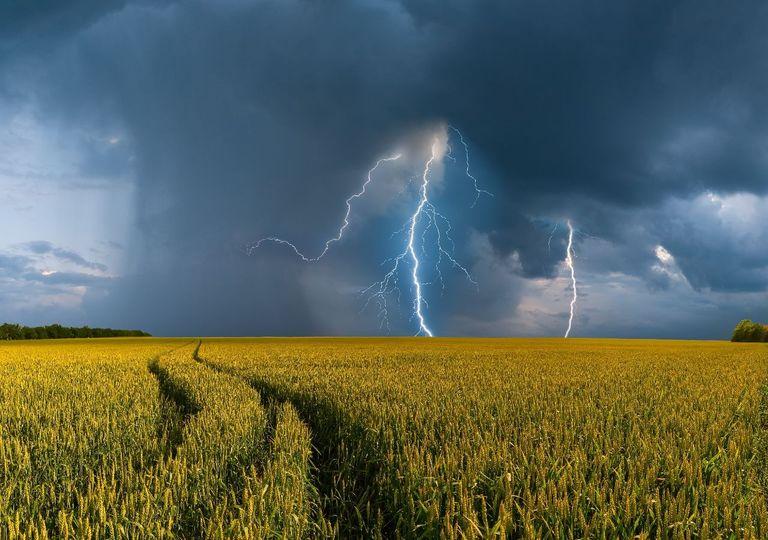 Afrika könnte zukünftig mehr Gewitter und Blitze abbekommen