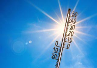 Agosto de 2020 foi um mês quente em Portugal continental