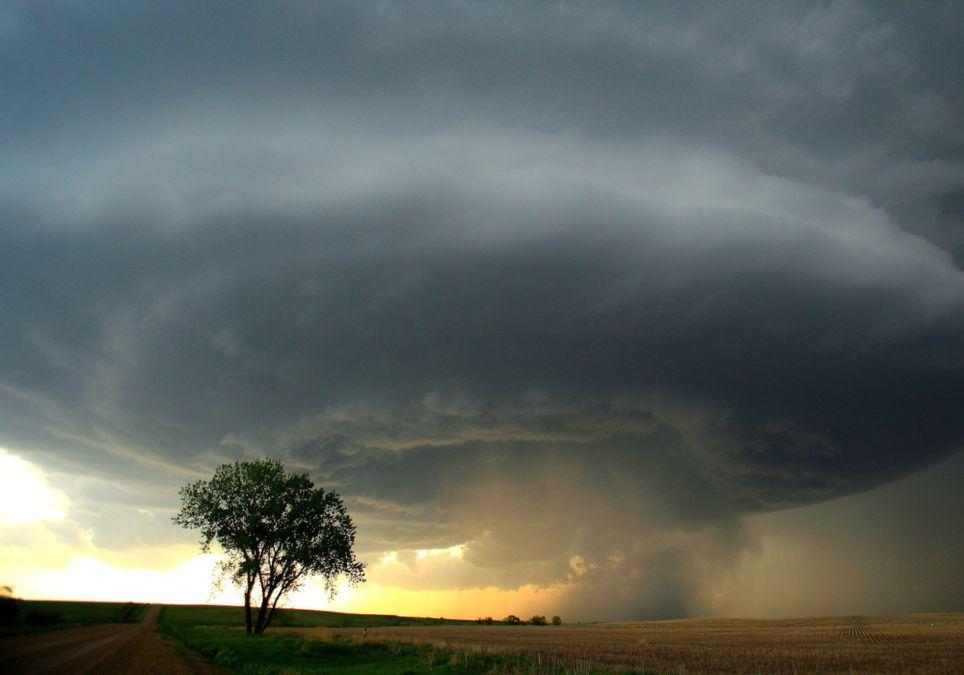 Pronóstico clima tiempo fin de semana Argentina alerta granizo tormentas