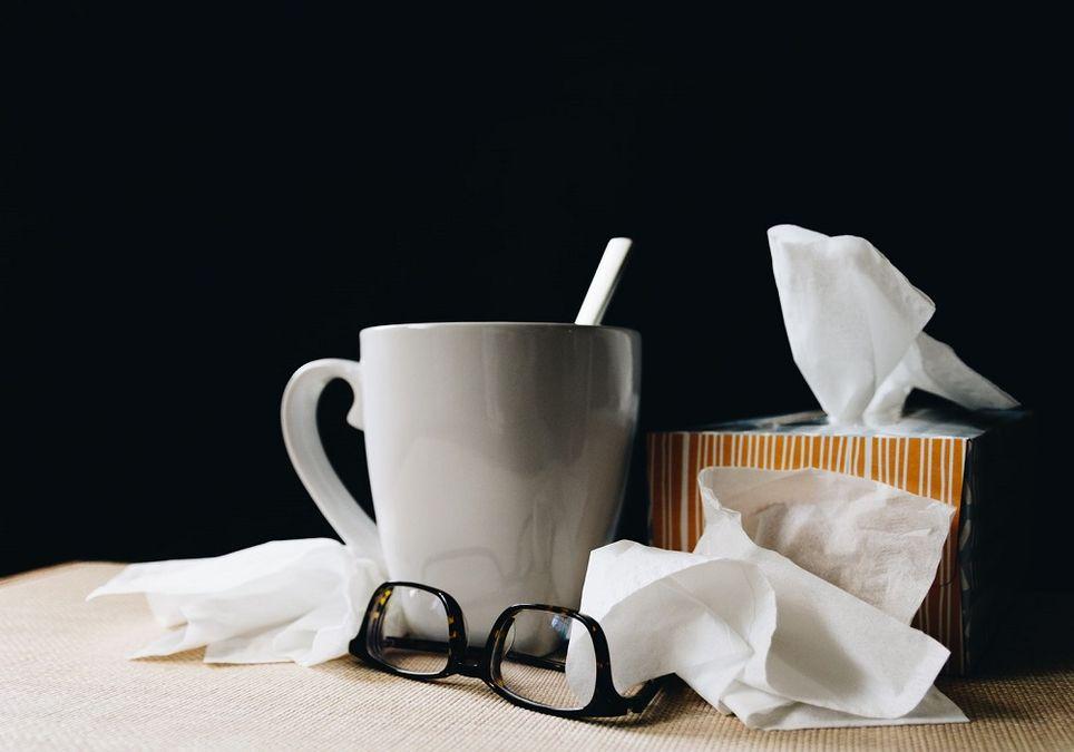 Alergias al cambio de tiempo