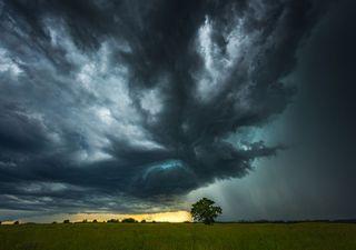 Alerta: chuvas intensas em boa parte do país e ciclone próximo ao SE