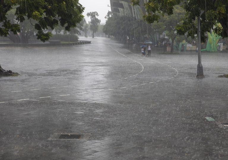 Alerta; chuvas volumosas; Região Sul