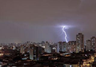 Alerta de tempestades para São Paulo, Minas Gerais e Rio de Janeiro