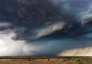 Alerta de temporais e chuvas volumosas para o Centro-Oeste e Sudeste