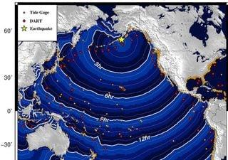 Última hora: terremoto activó alerta de tsunami en Alaska