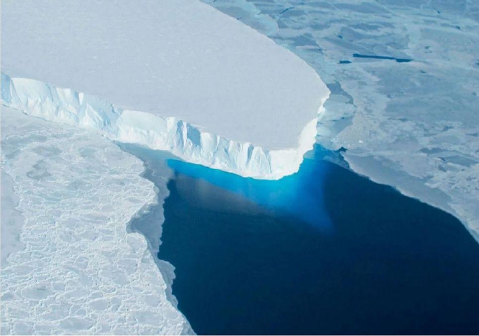 Glaciar Thwaites