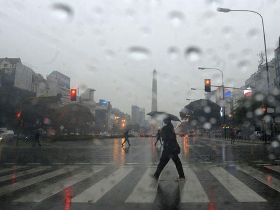 Alerta lluvias tormentas intensas SMN