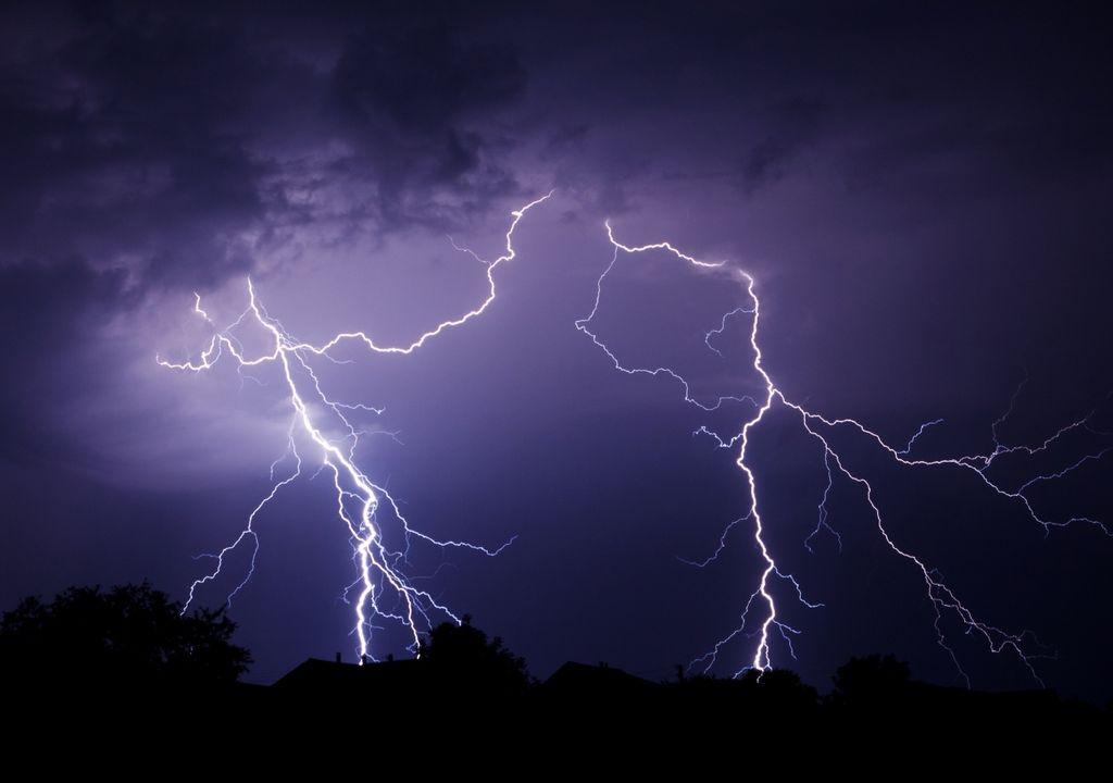 Alerta naranja tormentas fuertes severas buenos aires rosario