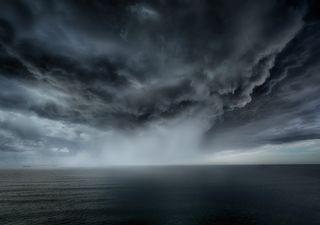 Otro posible ciclón y frente frío con lluvias para México