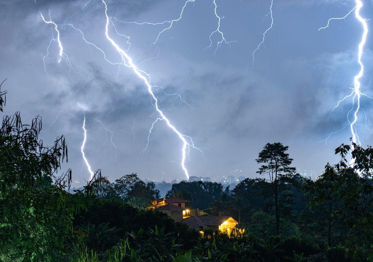 Alerta lluvias tormentas SMN
