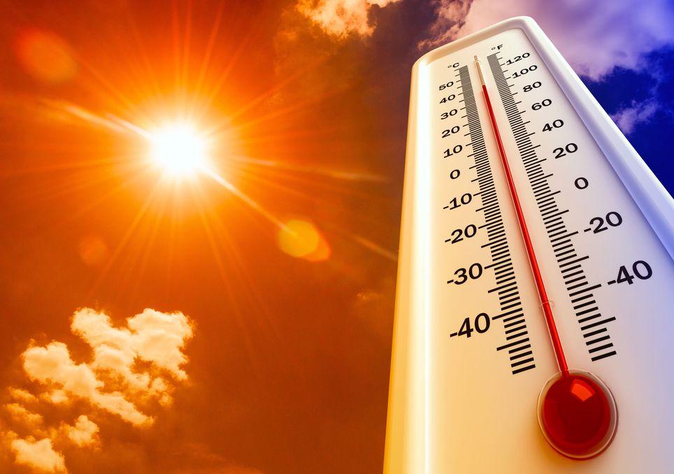 Allerta meteo: temporali al Nord, caldo e temperature oltre 40° al Sud