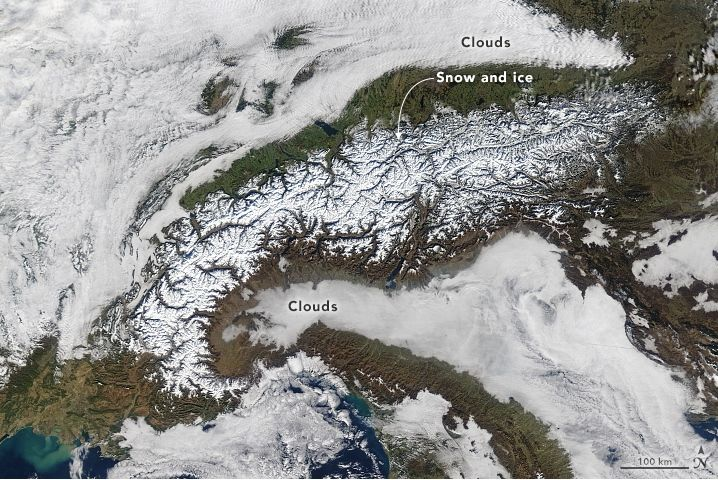 Alpes Nevados