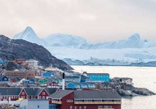 Alterações climáticas: destruição da plataforma de gelo da Gronelândia