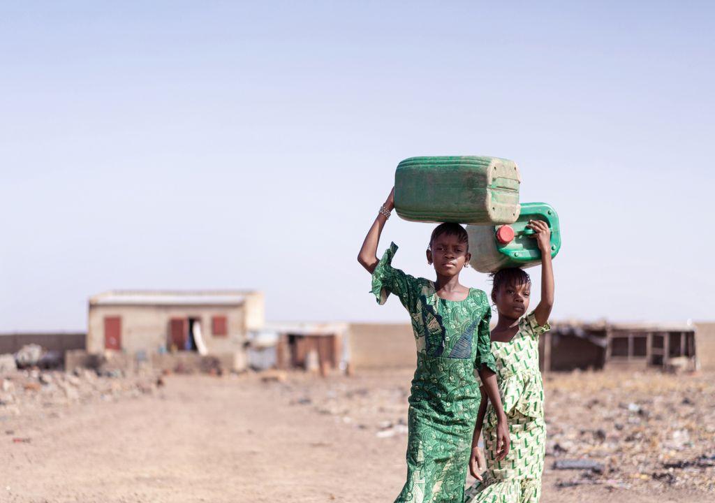 Seca na Somália