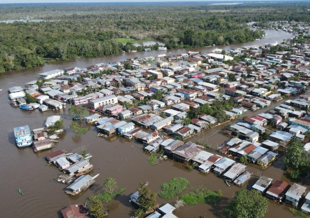 Cheia Amazonas 2021