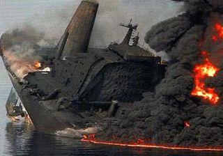 30 anni fa il disastro della petroliera Haven al largo di Genova