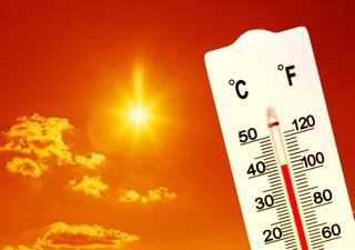 Semana con mucho calor en la Península de Yucatán