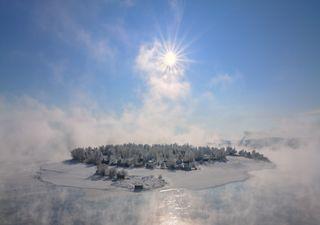 Ano insólito na Sibéria