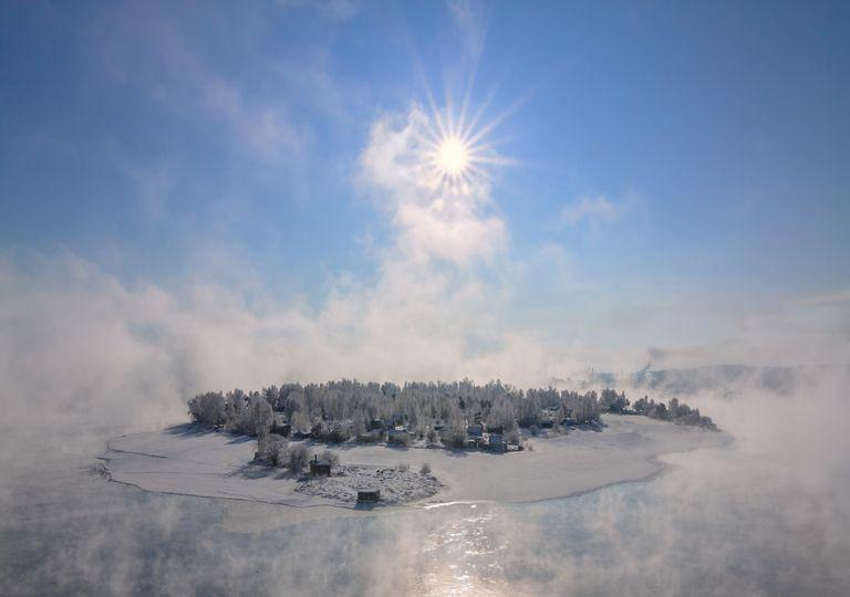 Irkutsk, Sibéria.