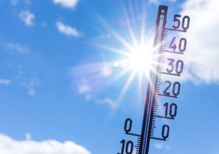 Suben las temperaturas esta semana en México