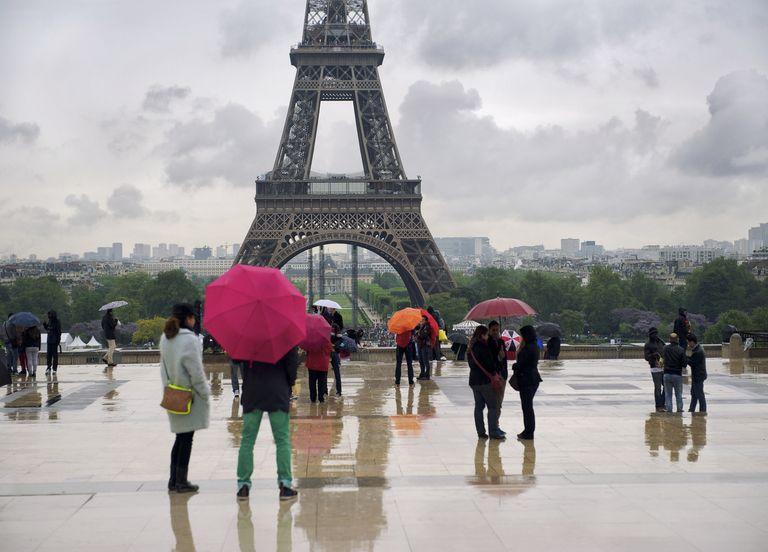 Douceur et temps pluvieux