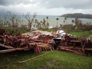 Après le Vanuatu, le cyclone Harold se dirige vers les Fidji