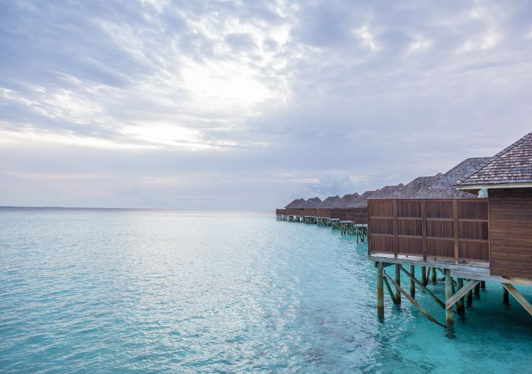 Maldivas; Océano Índico