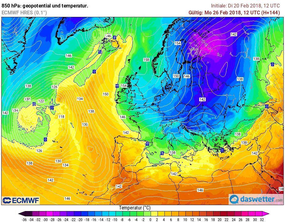Arctic Outbreak kommt