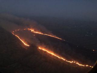 Arizona : des incendies hors de contrôle, l'alerte rouge déclenchée