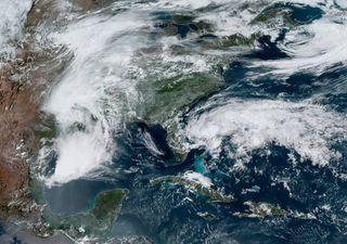 Arthur deve abrir a temporada de furacões do Atlântico de 2020
