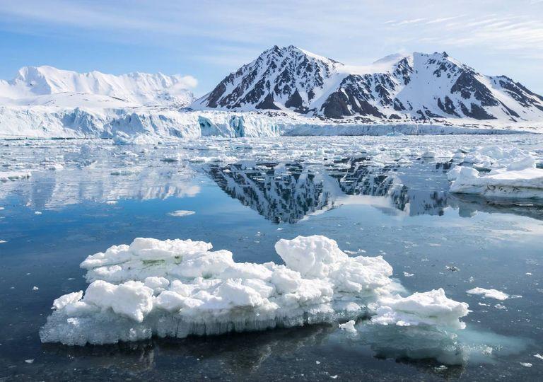 glaciares svalbard noruega ártico